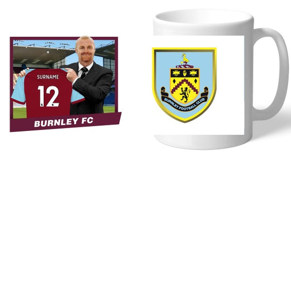 Burnley FC Manager Mug-Poppy Stop-Poppy Stop