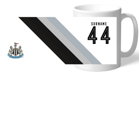 Newcastle United FC Stripe Mug-Poppy Stop-Poppy Stop