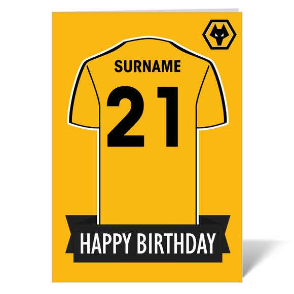 Wolves Shirt Birthday Card-Poppy Stop-ITP_GC_A4_UK-Poppy Stop