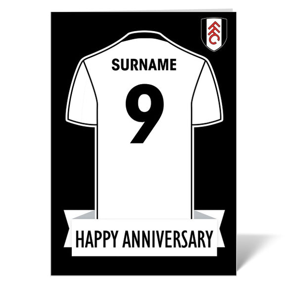 Fulham FC Shirt Anniversary Card-Poppy Stop-ITP_GC_A5_UK-Poppy Stop