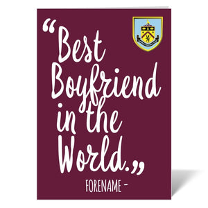 Burnley FC Best Boyfriend In The World Card-Poppy Stop-ITP_GC_A4_UK-Poppy Stop