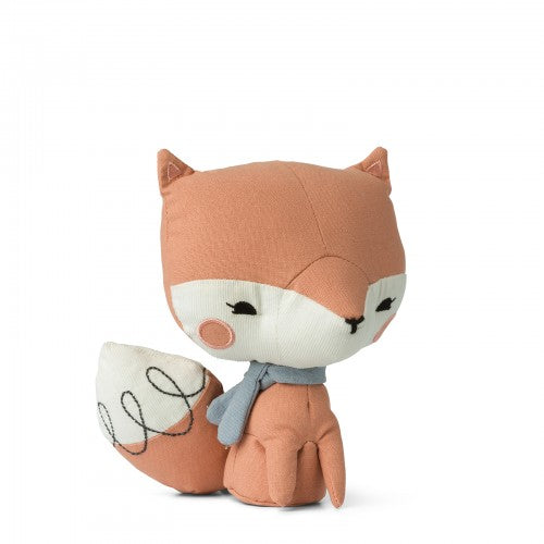 Picca Loulou Fox (Pink) in Gift Box - 18 cm-Poppy Stop-Poppy Stop