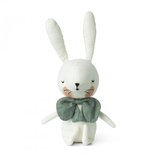 Picca Loulou Rabbit (White) in Gift Box - 18 cm-Poppy Stop-Poppy Stop