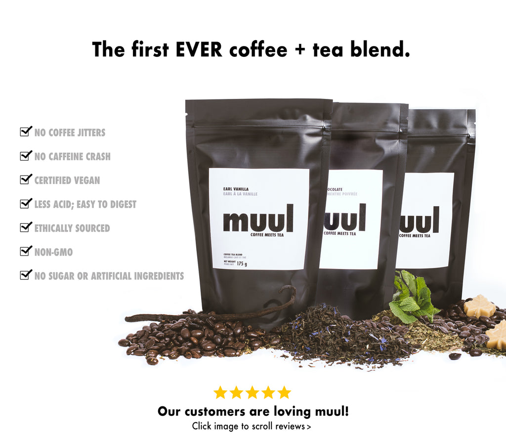 Muul Coffee + Tea Blends