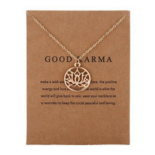 Load image into Gallery viewer, Good Karma Necklace!