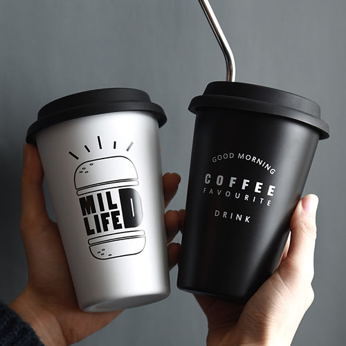 Reusable Coffee Mug
