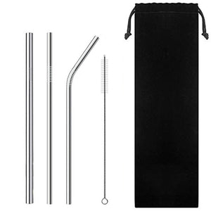 Reusable Metal Straw