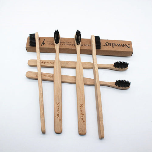 Charcoal Bamboo Brush