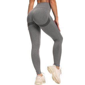 High-waist Skinny Stretch Leggings