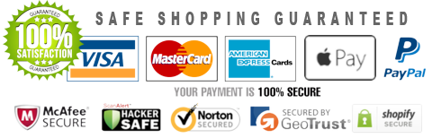 Secure and Verified Checkout Badges
