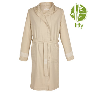 Lima Fitty BoxBox Bamboo Men's Robe - Eselba