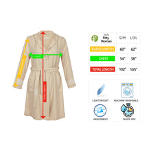 Load image into Gallery viewer, Lima Fitty BoxBox Bamboo Women's Robe - Eselba