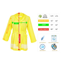 Load image into Gallery viewer, Phoenix Comfy Yellow Bamboo Women's Robe - Eselba
