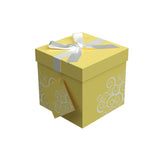"Calypso EZ Gift Box  4""x4""x4"" Inches - ezgiftbox"