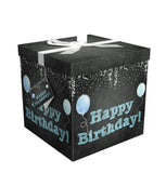 "Amrita Birthday EZ Gift Box  9""x9""x9"" Inches - ezgiftbox"
