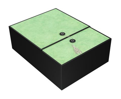 "Karma Pistachio EZ Gift Box 12""x9""x4"" Inches - ezgiftbox"