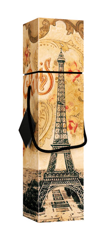 Lefite Eiffel Tower EZ Wine Box - ezgiftbox