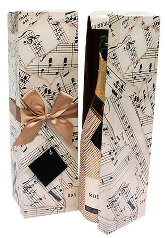 Romanee Music EZ Champagne Box - ezgiftbox