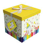 "Petit Bebe EZ Gift Box 9""x9""x9"" Inches - ezgiftbox"