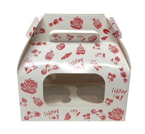 Cupcake Cutie (2 Holders, 4 Pieces) - ezgiftbox