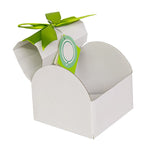 "Chest Box Green 5""x5""x5"" Inches - ezgiftbox"