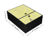 Agra Yellow EZ Gift Box Large 12x9x4 Inches - ezgiftbox