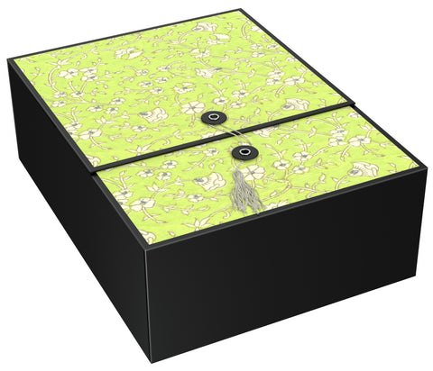 Agra Pistachio EZ Large Gift Box 12x9x4 Inches - ezgiftbox