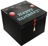 Happy Birthday Amrita EZ Gift Box 10x10x8 Inches - ezgiftbox