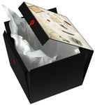 Antique Lodi EZ Gift Box 10x10x8 Inches - ezgiftbox