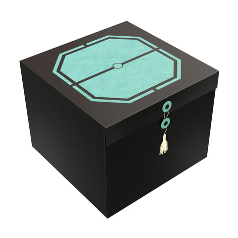 "Emerald Exa EZ Gift Box 10""x10""x8"" - ezgiftbox"