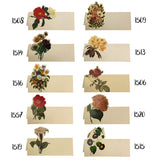 Place Tag Flower Assortment - Set of 20 Each - ezgiftbox