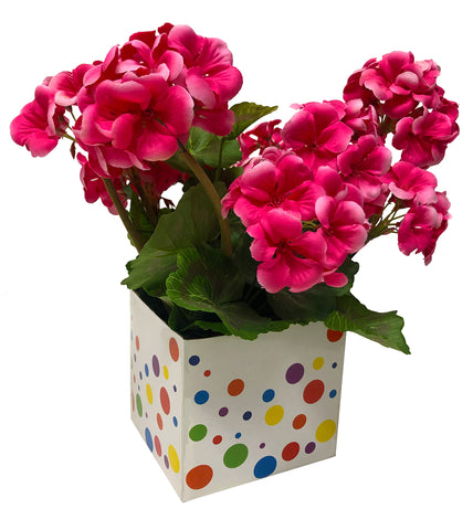 Flower Planter Blossom - 4 Sizes Available - ezgiftbox