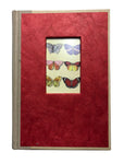 "Hardbound Butterfly Journal 4""x6"" Inches - ezgiftbox"