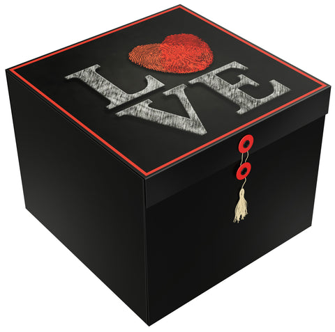 Love Amrita EZ Gift Box 10x10x8 Inches - ezgiftbox