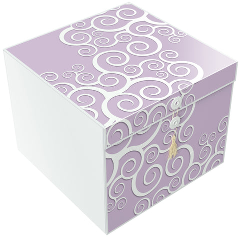 Calypso Rita EZ Gift Box 10x10x8 Inches - ezgiftbox
