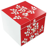 Springtime Rita EZ Gift Box 10x10x8 Inches - ezgiftbox