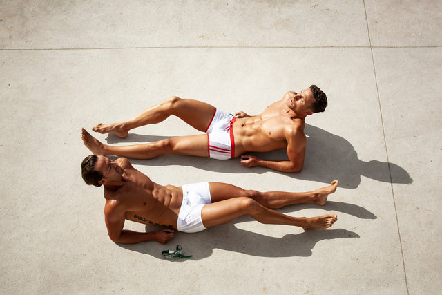 TRIBE Men's Swimwear
