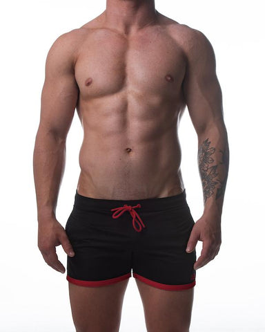 Circuit Shorts - Red