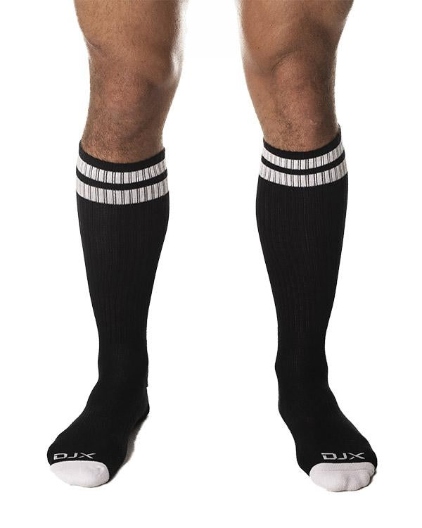Trough Socks - Black DJX