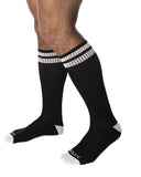 Trough Socks - Black
