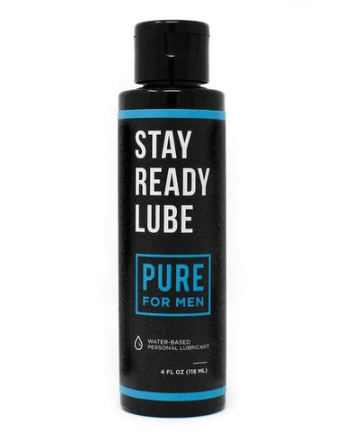 Stay Ready Water-Based Lube