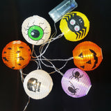 Halloween Small lantern garland light fairy light