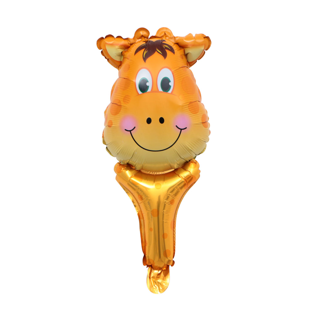 Handheld Foil Balloons for birthday party event