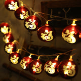 LED Light Garland for CNY Chinese new year decoration