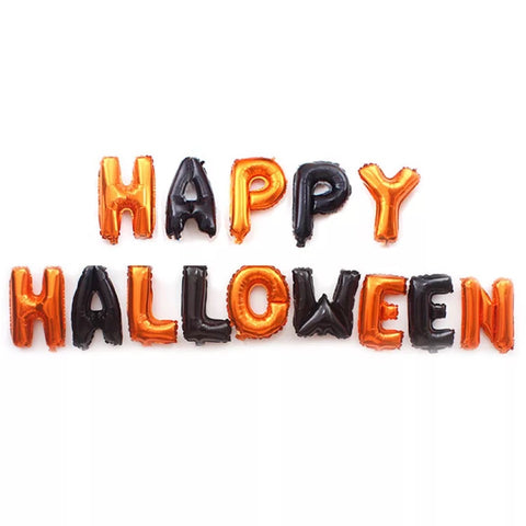 16 inch HAPPY HALLOWEEN foil balloon