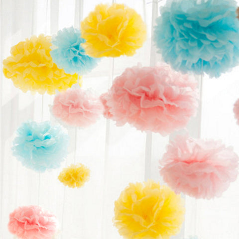 Party tissue Pom Pom