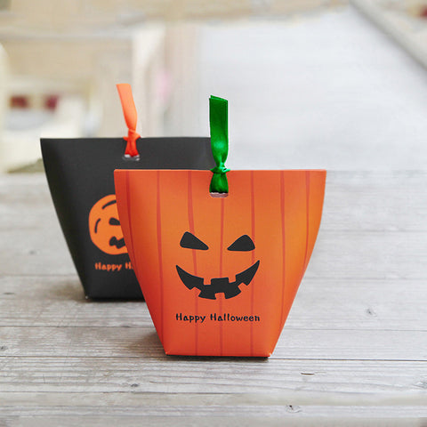 Halloween Candy cookies gift box bag 4