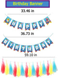 Baby Shark Birthday Party Decoration Pack