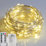 Silver wire Led Light