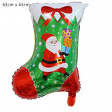 Christmas Large Size Foil balloons